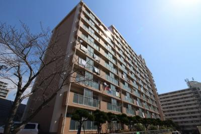 【外観】上高丸北住宅