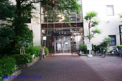【エントランス】『ファミールハイツ北大阪3号棟』