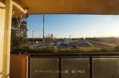 【展望】サンヨーレジデンスB棟