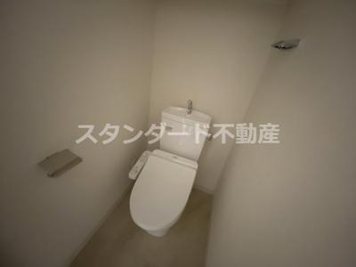 【トイレ】プレサンス梅田ヴェルテ