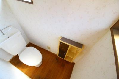 【トイレ】東尻池貸家