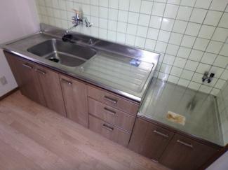 【キッチン】メゾン森松