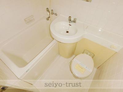 【浴室】ダイアパレス横川公園