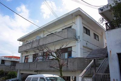 【外観】城間アパートA棟
