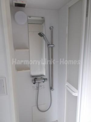 ハーモニーテラス神谷Ⅱの使いやすいシャワールームとなっています☆