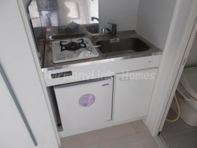 ハーモニーテラス神谷Ⅱの使いやすいキッチンです☆