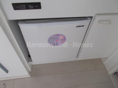 ハーモニーテラス神谷Ⅱのミニ冷蔵庫☆