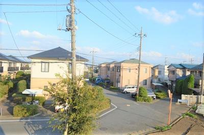 【展望】ビューハイム昭島