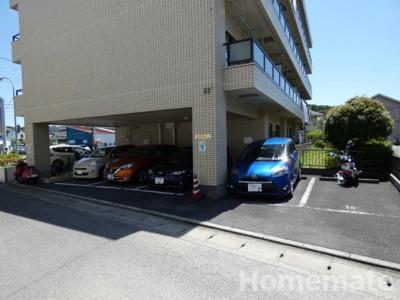 【駐車場】第2サニーハイツヒライ