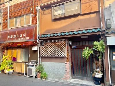 【外観】西成区旭2丁目 土地(古家付き)