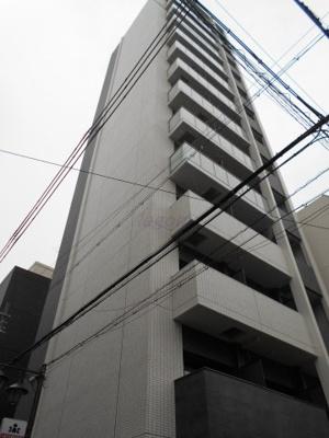【外観】レジュールアッシュ九条Ⅱ