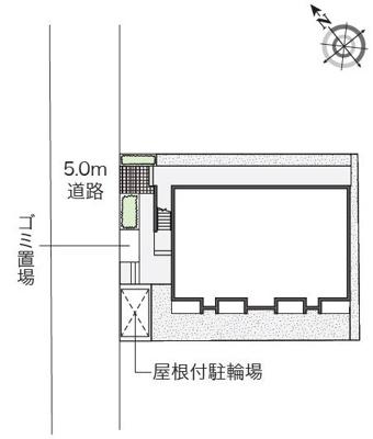 【地図】ミランダKUROSUNA