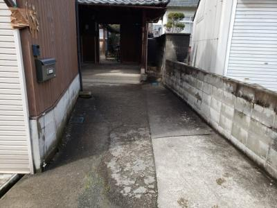 【前面道路含む現地写真】三箇5中古戸建