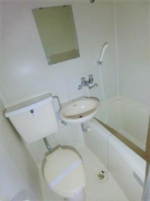 【浴室】ハイネス宮腰