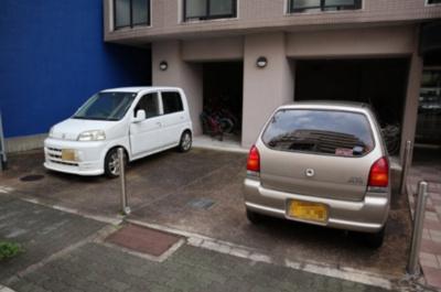 【駐車場】ル・パレ神戸東館
