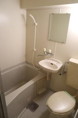 【浴室】ル・パレ神戸東館