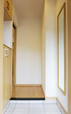 【玄関】メゾン・オランジュ