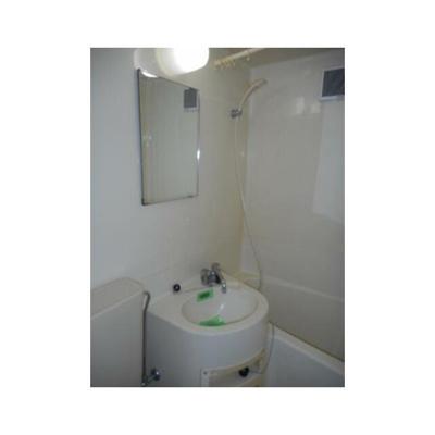 ジュネパレス千葉第08の洗面台