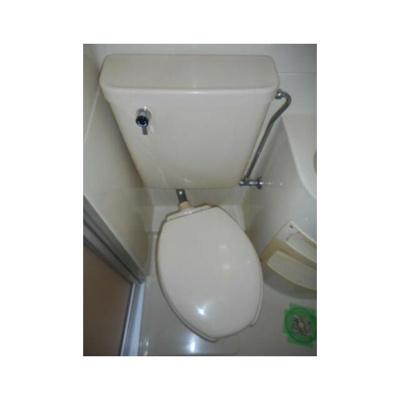 ジュネパレス千葉第08のトイレ