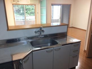 【キッチン】さくらいマンション青島B