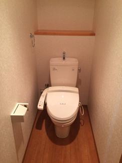 【トイレ】さくらいマンション青島B