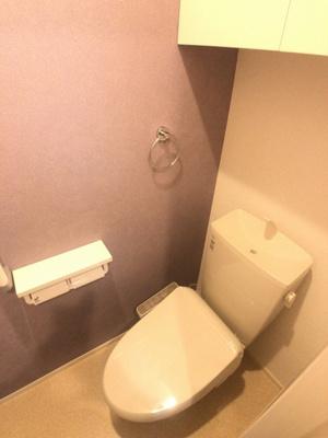 【トイレ】カレントヴィラⅢA
