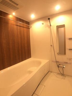 【浴室】カレントヴィラⅢA