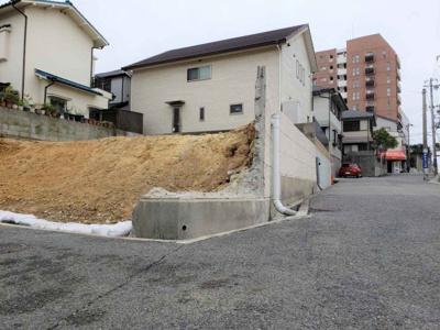 【外観】神戸市垂水区星陵台5丁目 土地