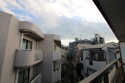 【展望】コーポ高津