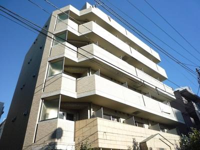 【外観】パークウェル渋谷本町