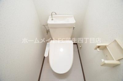 【トイレ】ドゥーパス成育