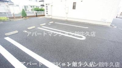【駐車場】ランタナ