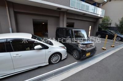 【駐車場】サムティ大阪GRAND EASTⅡ