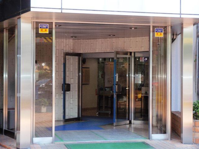 【エントランス】南浦和センチュリーマンション