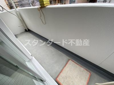 【バルコニー】ビガーポリス369天神橋三丁目Ⅱアルチェ
