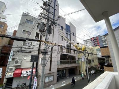 【展望】ビガーポリス369天神橋三丁目Ⅱアルチェ