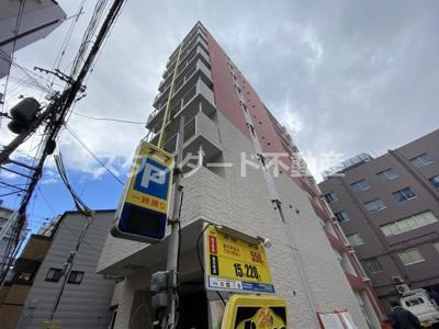 【外観】ビガーポリス369天神橋三丁目Ⅱアルチェ