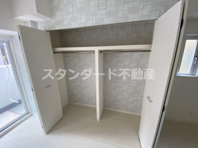 【収納】ビガーポリス369天神橋三丁目Ⅱアルチェ