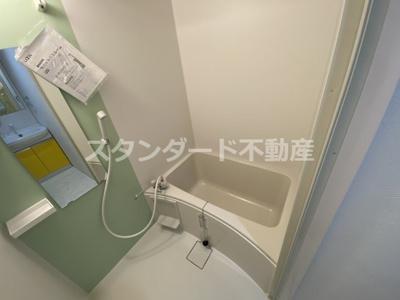 【浴室】ビガーポリス369天神橋三丁目Ⅱアルチェ