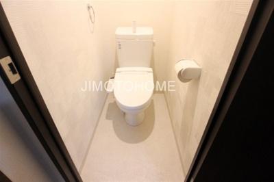 【トイレ】肥後橋ハイツ