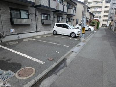 【駐車場】ピノ・ノワール