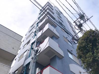 【外観】マートルコート駒沢大学