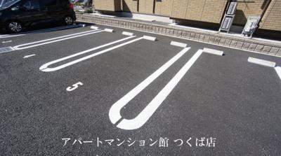 【駐車場】ゼピュロス学園の森D