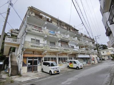 【外観】奥浜アパートA