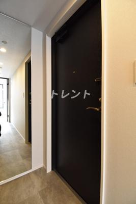 【玄関】STANDZ門前仲町