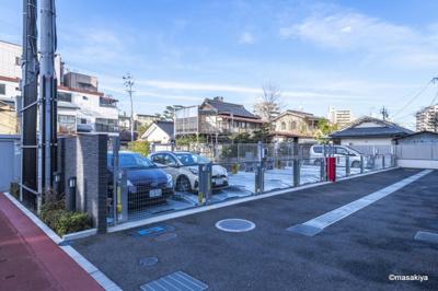 【駐車場】サーパス県町