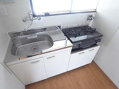 【キッチン】アイハウス船寺通