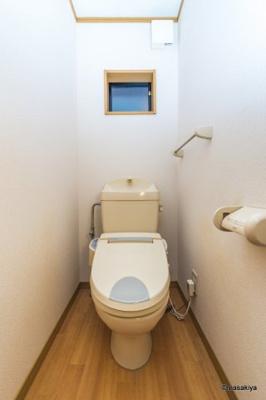 トイレ ウォシュレット付き