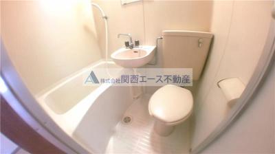 【トイレ】イスパシオⅠ