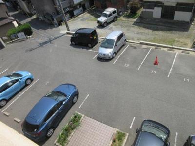 【駐車場】アメニティヒルズ